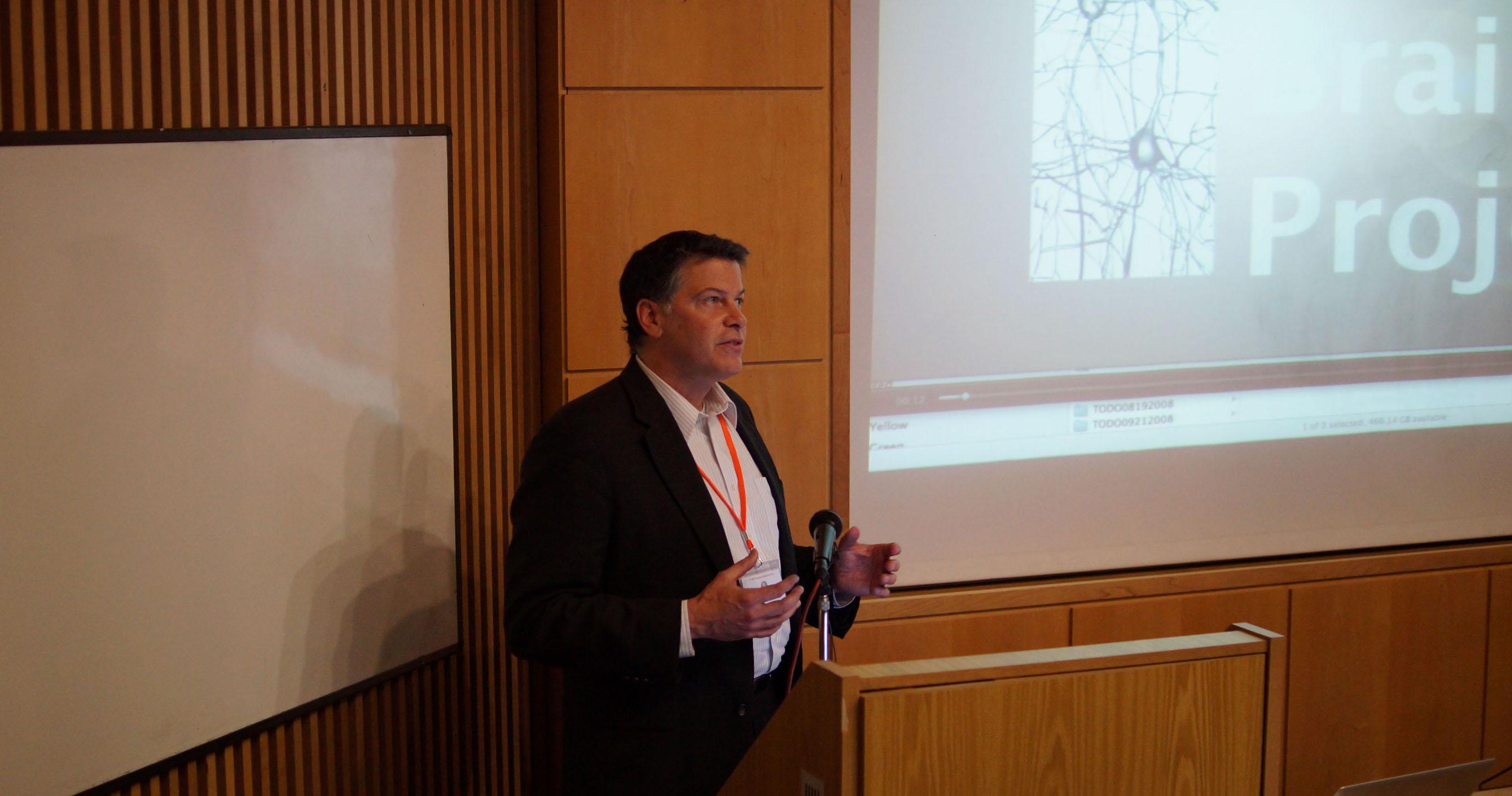 David Horrigan - Neuroscience education, the future - online tools and public involvement -