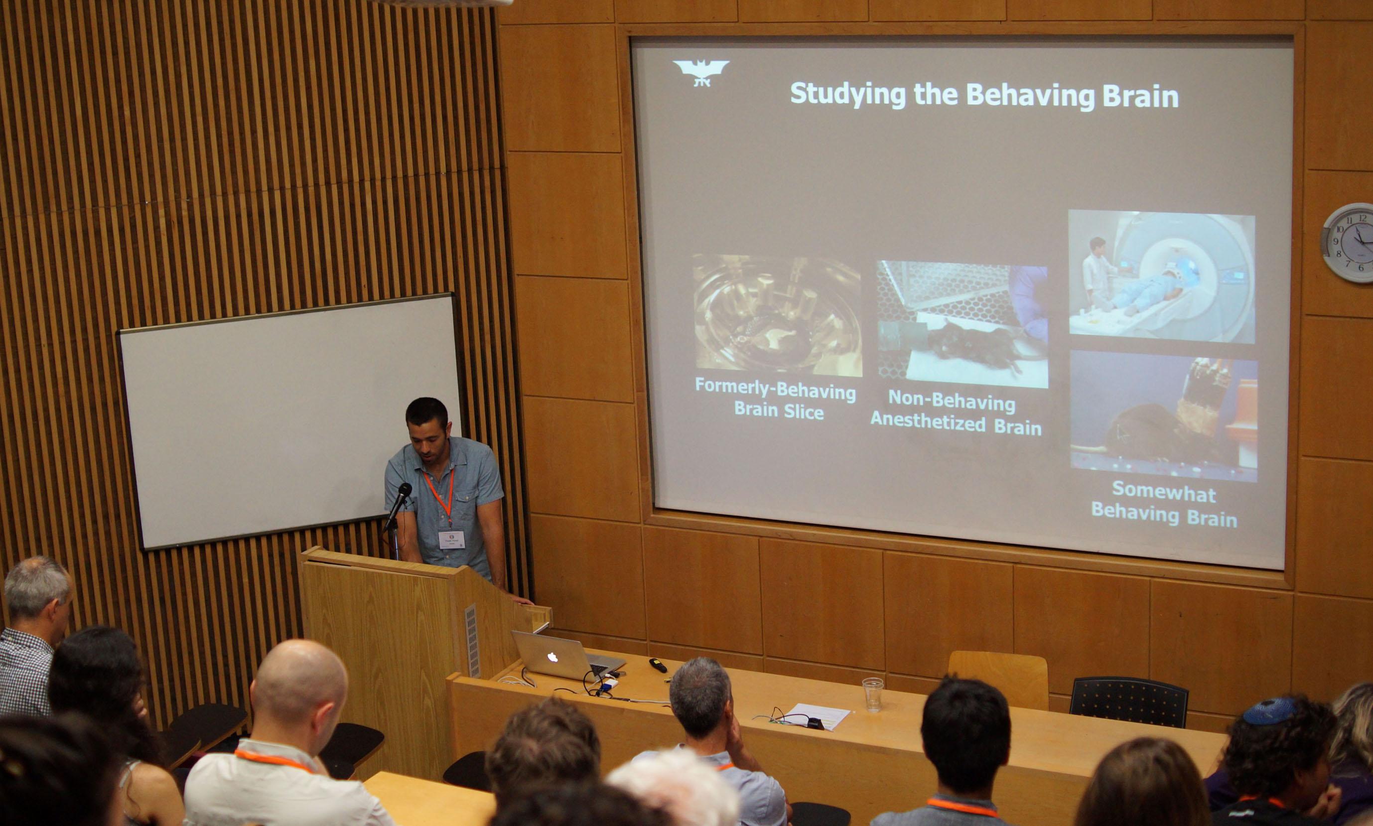From Bat Behavior to Robot Behaviour -