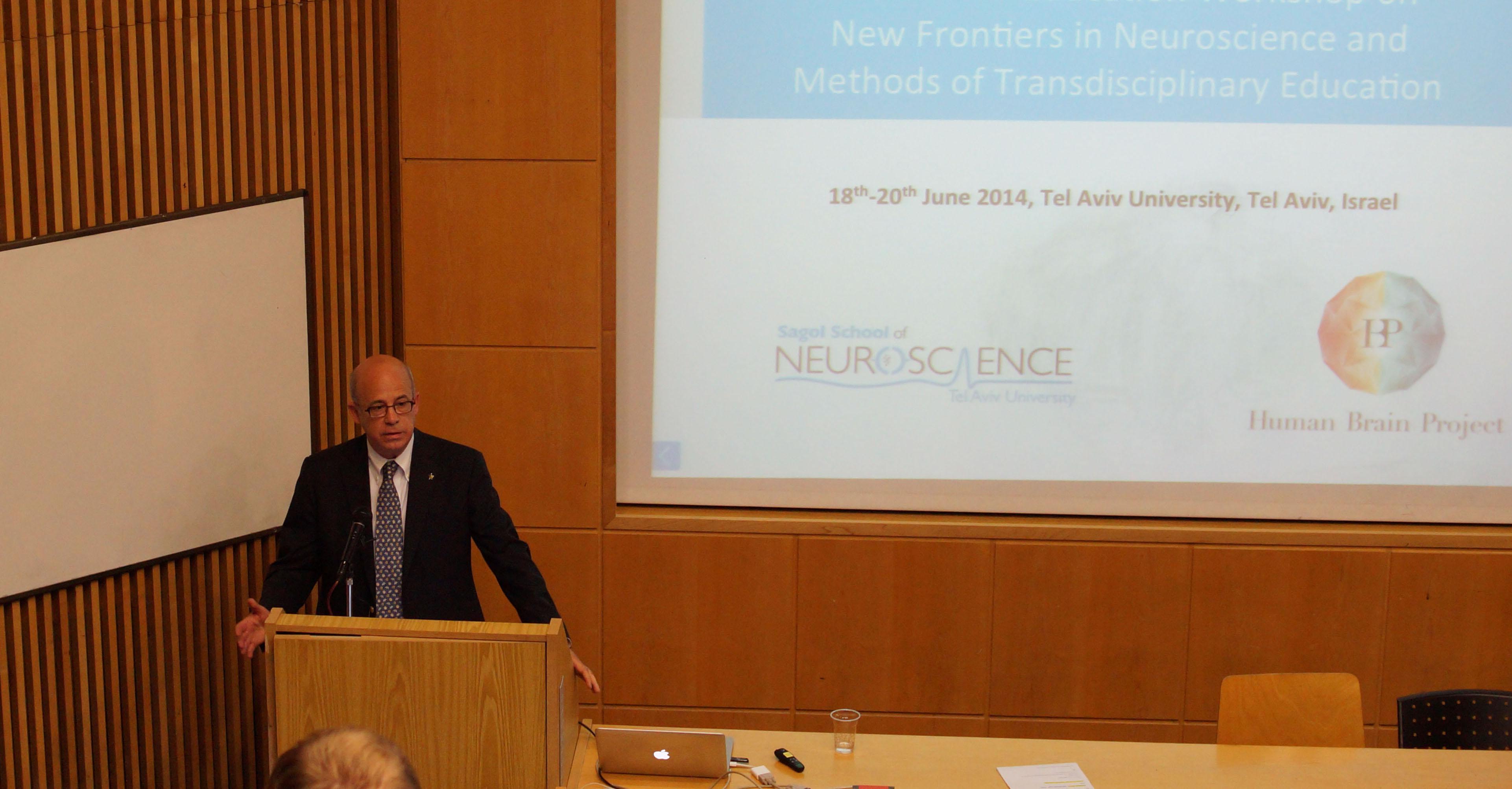 Opening session Dr. Klafter -